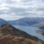 Loch Goil from The Steeple